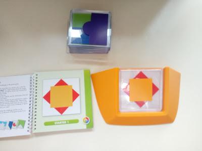 Juego de mesa de lógica Multinivel Colour Code