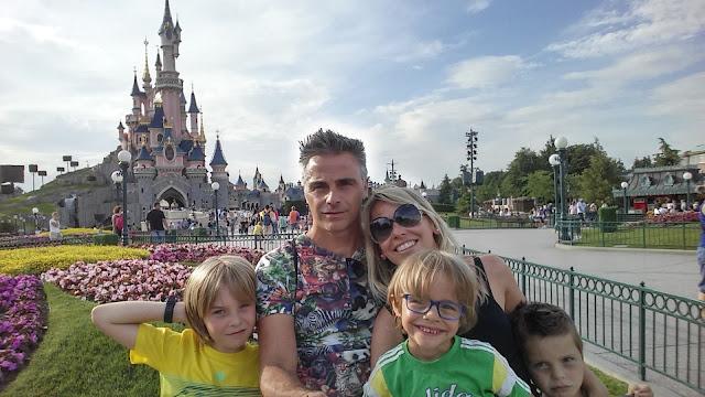 Disneyland París con niños