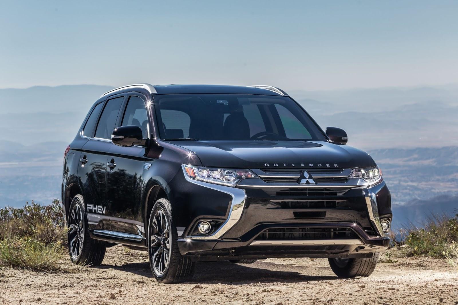 Το Mitsubishi Outlander PHEV αναδείχτηκε «Πράσινο SUV της χρονιάς» στο θεσμό των βραβείων Green Car Journal για το 2019