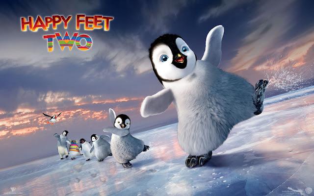 Kata Kata Penyemangat Menasehati Anak Marah Ala Film Happy Feet 2