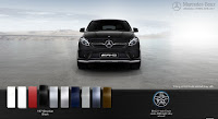 Mercedes AMG GLE 43 4MATIC 2017 màu Đen Obsidian 197