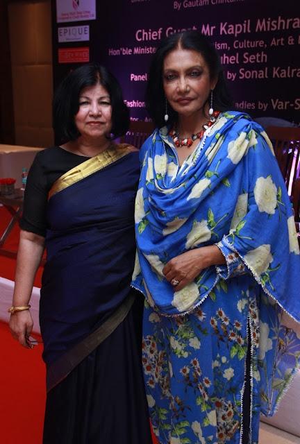 Neelima Agrarwal and Artist Anjanna Kuthiala