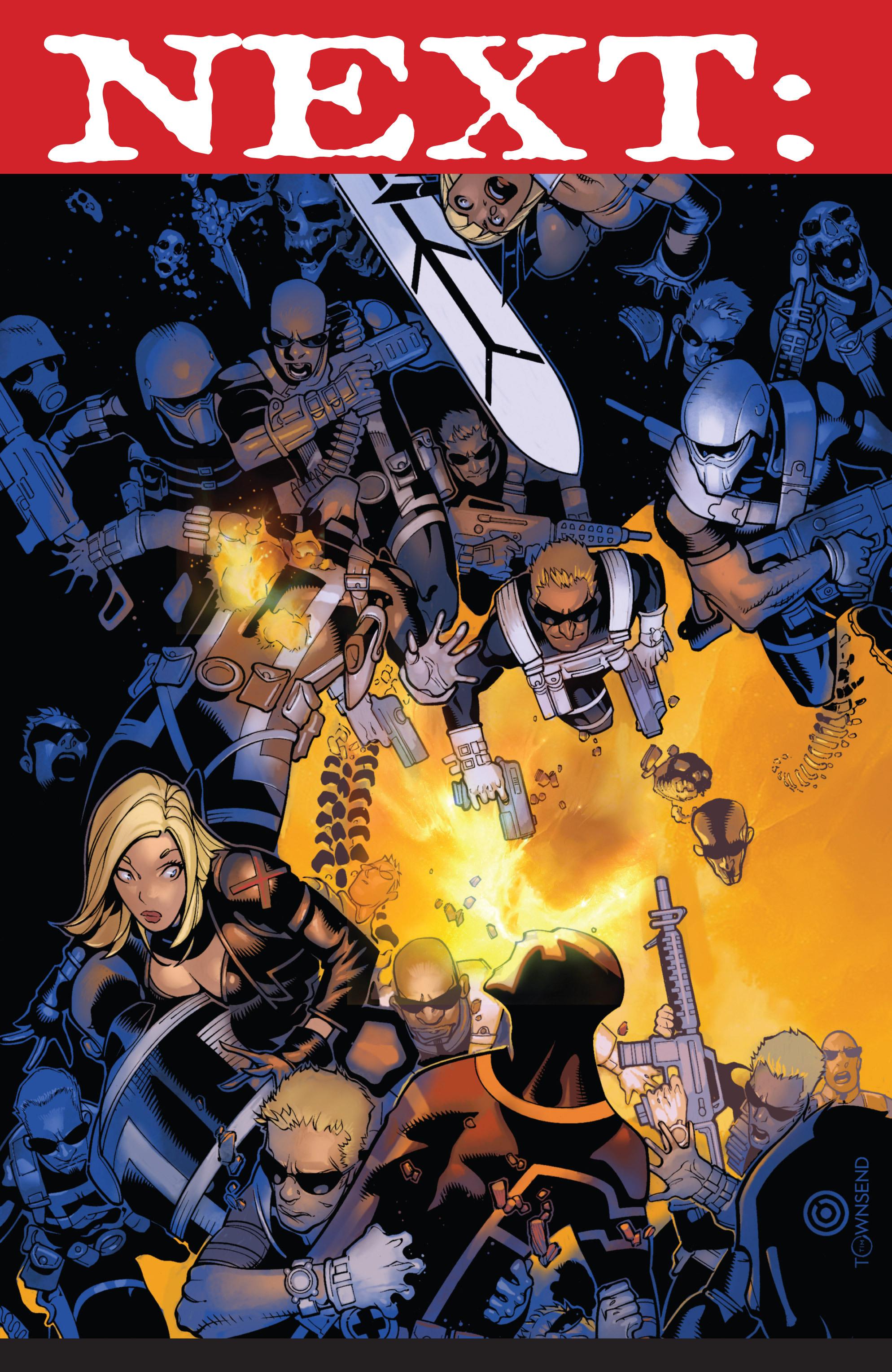 Read online Uncanny X-Men (2013) comic -  Issue #18 - 21