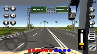 Game Simulasi Bus Android - IDBS bus simulator
