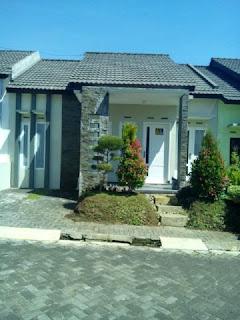 Villa Murah 2 Kamar Dekat BNS
