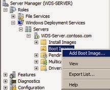 Install Linux Through Windows Deployment Server (WDS) - Good