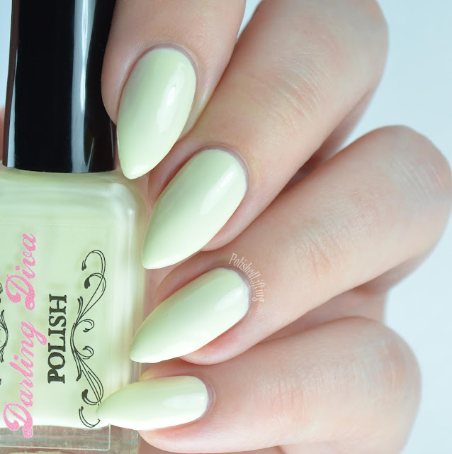 pastel buttercream nail polish