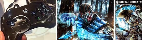 Mortal Kombat X - Produtos diversos