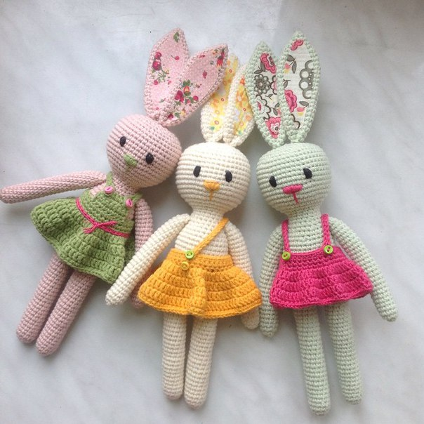 Amigurumi BunnyFree Pattern Amigurumi Free Patterns Bloglovin' Custom Amigurumi Free Pattern