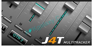 J4T Multitrack Recorder v4.57 Apk