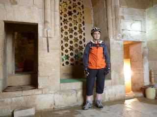 Mausoleo de Diri Baba. Interior