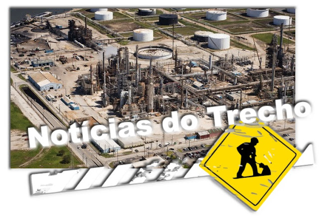 Resultado de imagem para refinarias petrobras noticias trecho