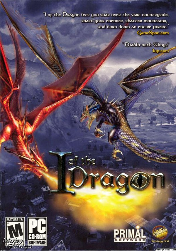 The I Of Dragon