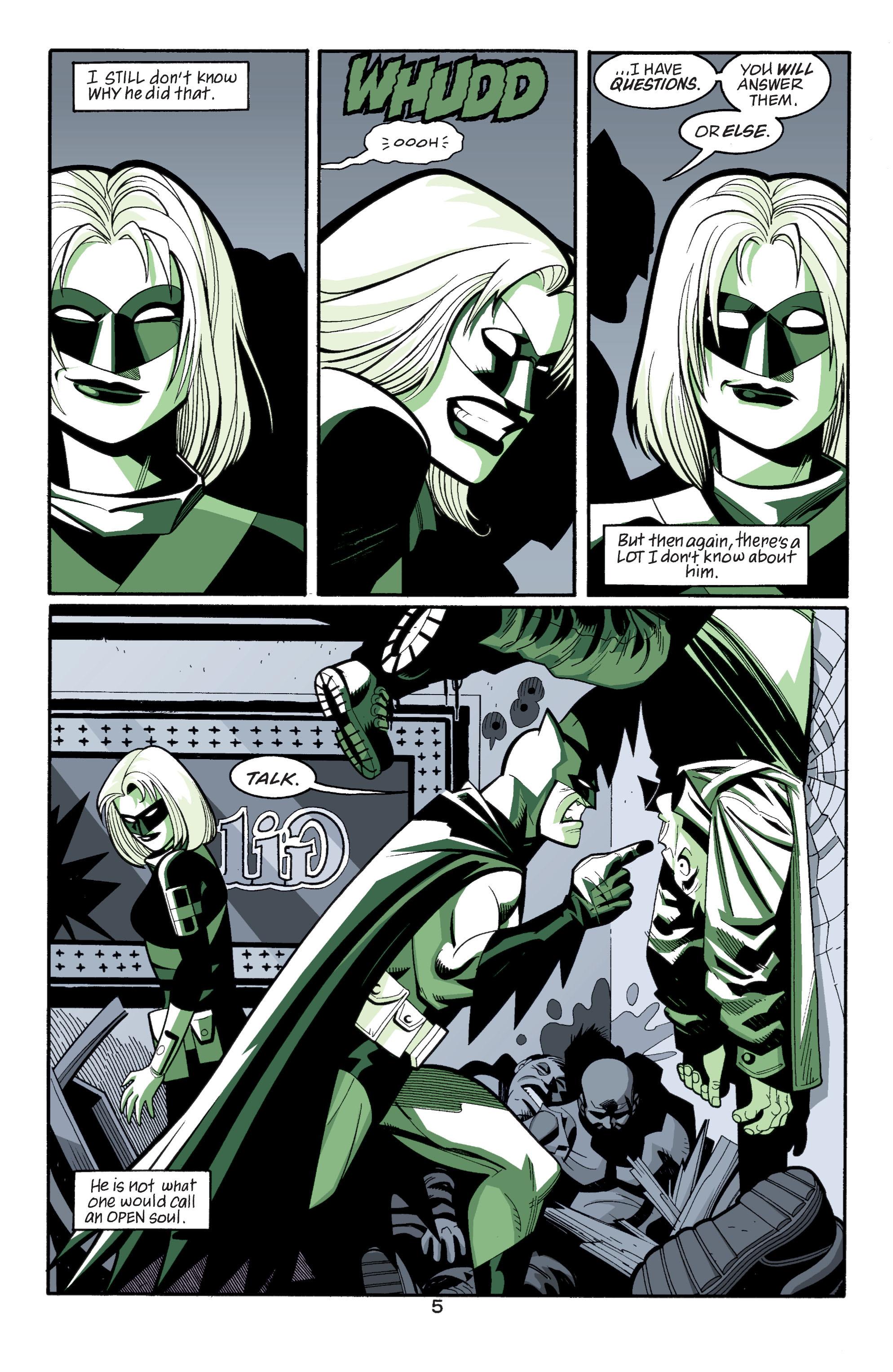 Detective Comics (1937) 765 Page 4