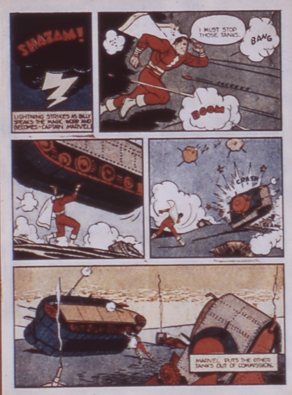 Read online WHIZ Comics comic -  Issue #3 - 7