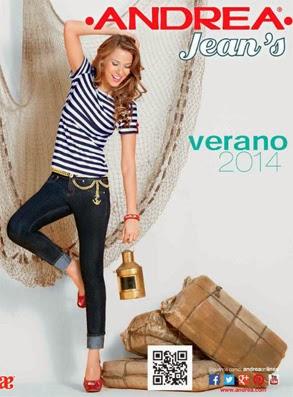 ropa Andrea jeans verano 2016