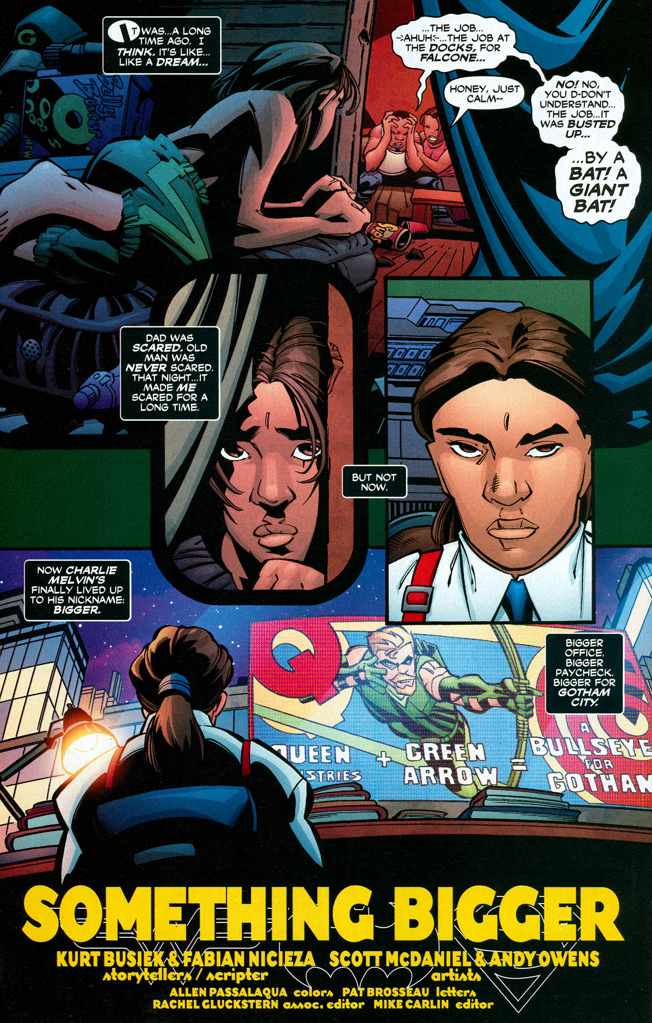 Read online Trinity (2008) comic -  Issue #18 - 19
