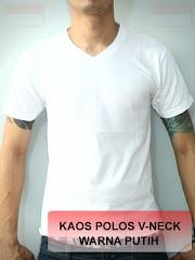 Baru 26+ Kaos Polos V Neck Murah