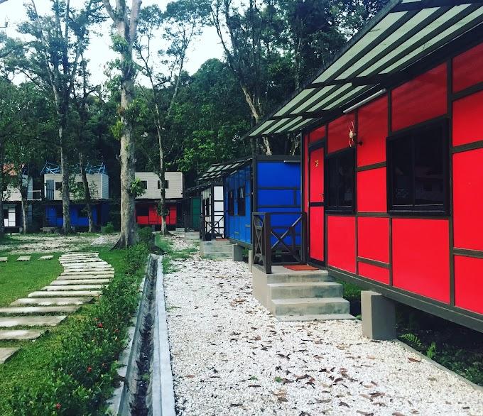 Natasya Riverside Resort Gopeng Punya Tarikan Tersendiri