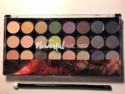 Flowerful by Flower Eyeshadow Palette