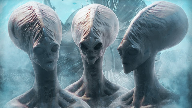 Extraterrestres en La Historia de la Humanidad