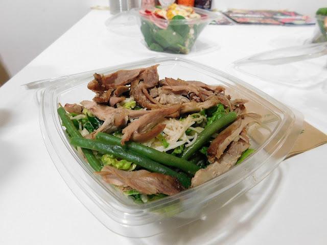 nourish sheffield leeds feta superfood salad