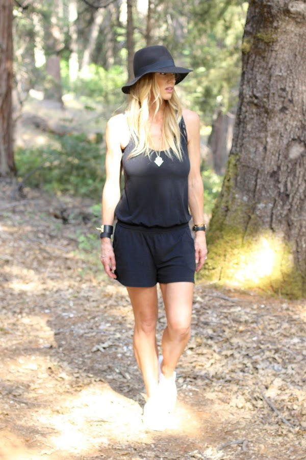 romper with hat
