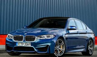 2018 BMW M5 remaniement, caractéristiques, intérieur, date de sortie et rumeurs de prix