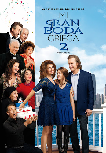 My Big Fat Greek Wedding 2 (BRRip 1080p Dual Latino / Ingles) (2016)