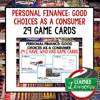 Personal Finance, Consumers, Free Enterprise, Economics, Free Enterprise Lesson, Economics Lesson, Free Enterprise Games, Economics Games, Free Enterprise Test Prep, Economics Test Prep
