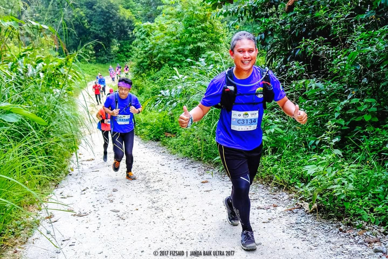 Azam Tahun Baru Saya Untuk 2019 - 150 Kilometer