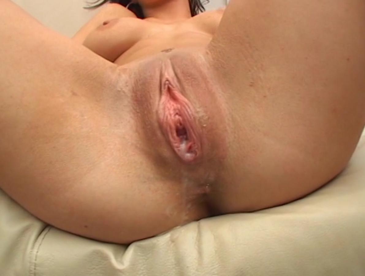 Stuffed creampie
