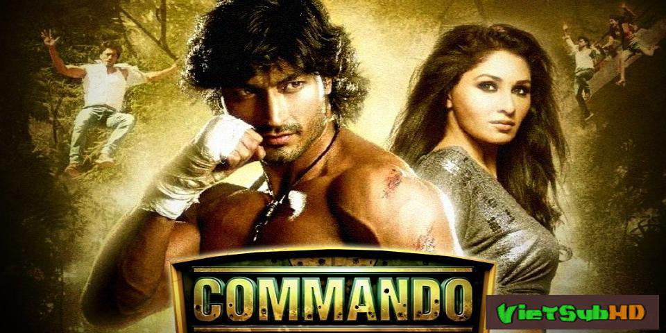 Phim Đặc Công VietSub HD | Commando 2013