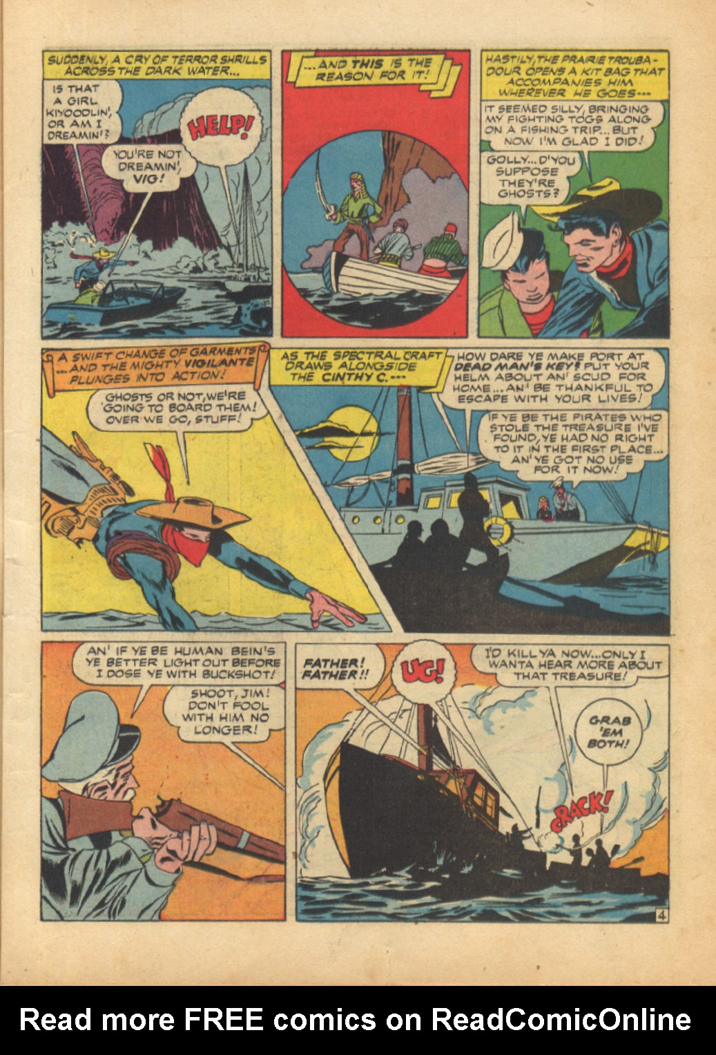 Read online Action Comics (1938) comic -  Issue #64 - 19