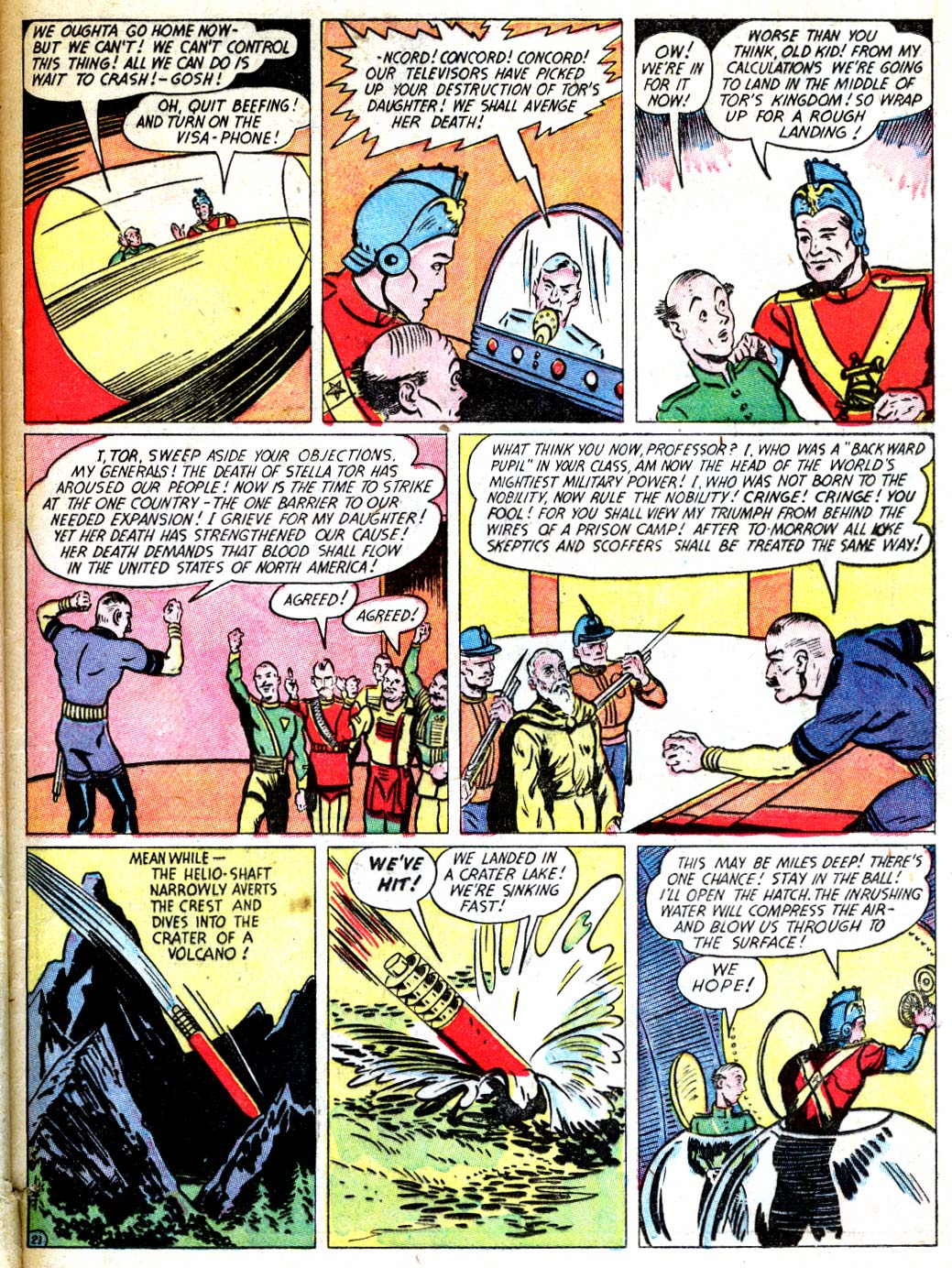 Read online All-American Comics (1939) comic -  Issue #11 - 65