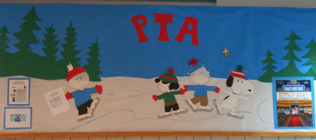 winter bulletin board ideas for elementary school