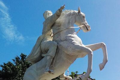 Patung Pangeran Diponegoro Undip