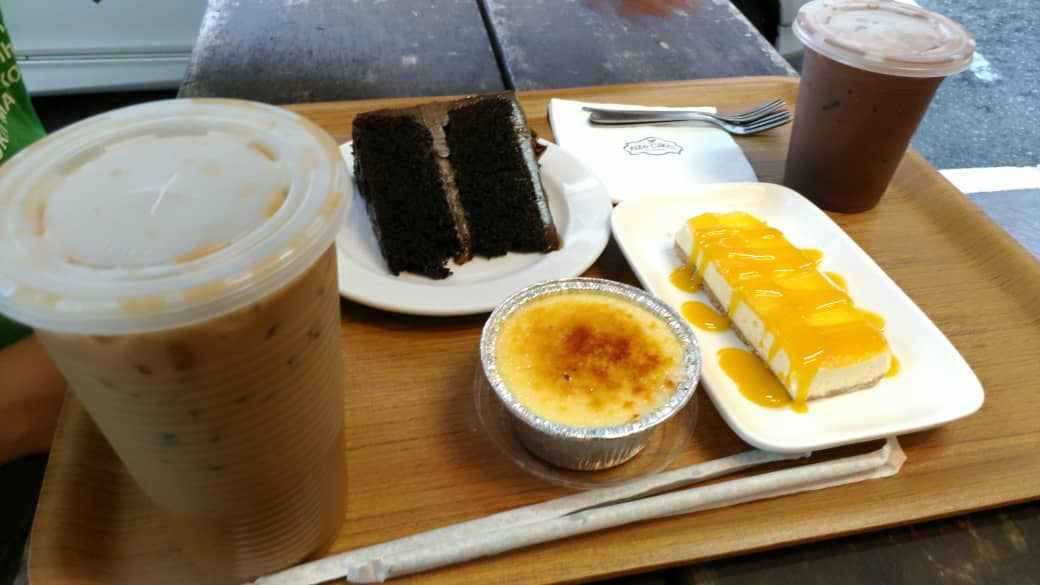 makan-makan di Kula Cakes Kuantan