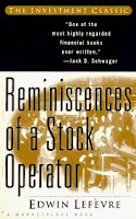 reminiscences of a stock operator review