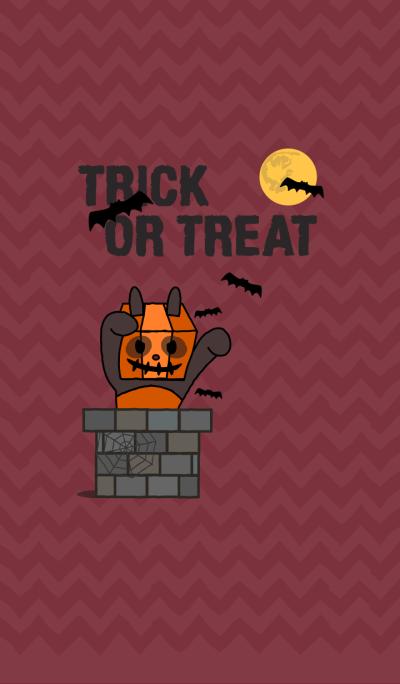 Trick or Treat! + purple [os]