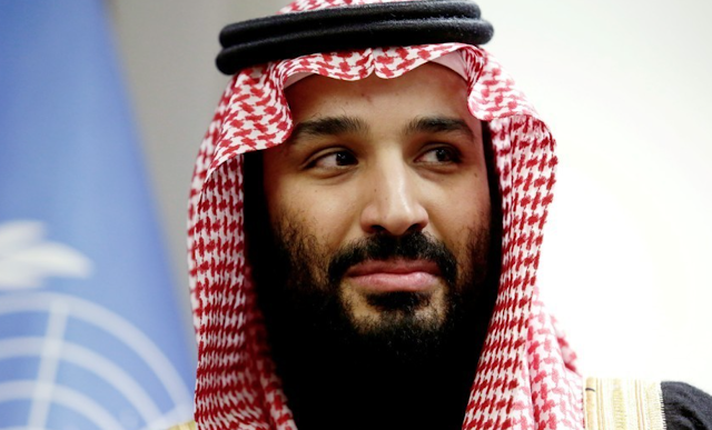 Saudi Crown Prince: Iran's Supreme Leader 'Makes Hitler Look