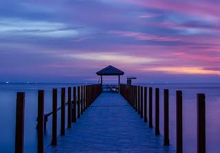 Tempat Wisata Favorit di Penang : Pantai Kerachut