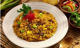 Resep Membuat Nasi Goreng Kambing Istimewa