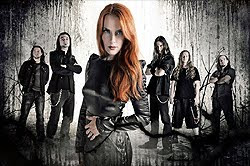Conciertos de Epica en Madrid y Barcelona en abril