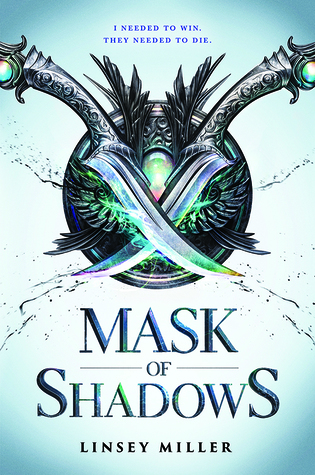 Mask of Shadows cover