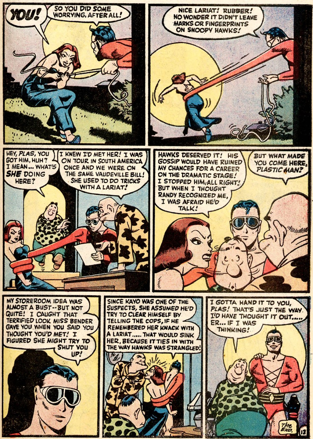 Detective Comics (1937) 441 Page 26