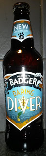 Daring Diver (Badger)