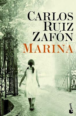 RESEÑA: MARINA DE CARLOS RUIZ ZAFÓN - Describiendo Mundos