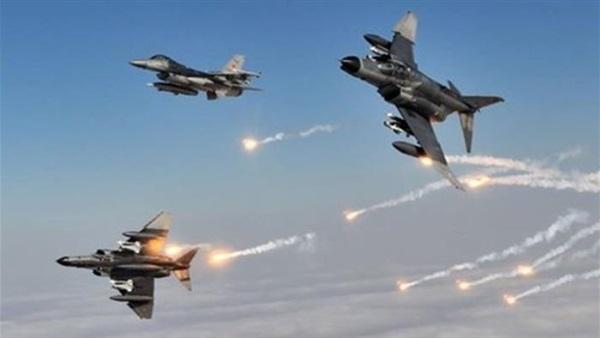 الطيران الأمريكي يقصف موقعا لـ الجيش السوري في ريف دير الزور