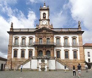 Museu da Inconfidência - Ouro Preto - MG